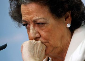 El 'annus horribilis' de Rita Barberá