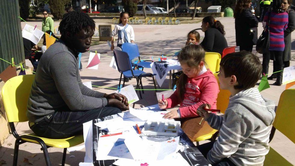 Una de las iniciativas del proyecto de la obra social de La Caixa.