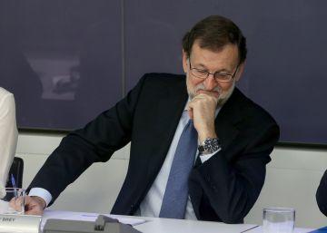 """Rajoy: """"He hablado con Rita Barberá y dice que es inocente"""""""