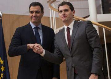 Compromís e IU también rompen con el PSOE por su pacto con Ciudadanos