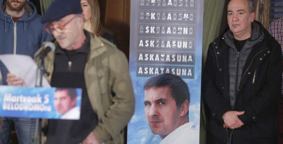 Imagen de la rueda de prensa para anunciar el homenaje.