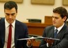 10 puntos del acuerdo entre PSOE y Ciudadanos