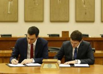 Malestar en el PSOE por el acuerdo para suprimir las Diputaciones
