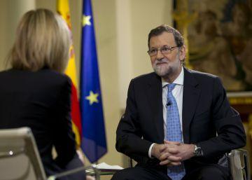 Rajoy cree imprescindible al PSOE para presentarse a una investidura