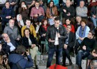 Sánchez mide el grado de apoyo de las bases del PSOE