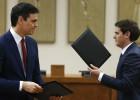 La interpretación del pacto separa a PSOE y Ciudadanos