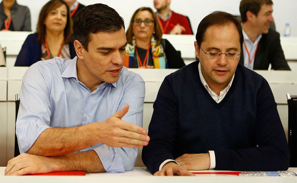 Pacto PSOE Podemos