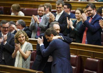 """Rivera da por acabada la etapa de Rajoy: """"Es tiempo de acción y coraje"""""""