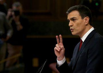 Rajoy e Iglesias descalifican el pacto de Sánchez con Rivera en un debate tenso