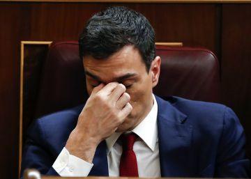 Rajoy muestra su desprecio total a Sánchez antes de pedirle su voto