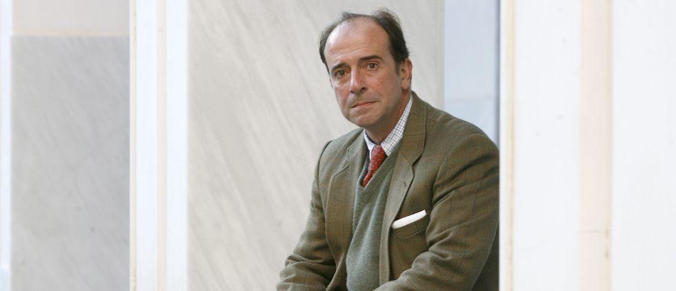 El periodista Carlos del Barco, adjunto al Defensor del Pueblo Andaluz por el PP.