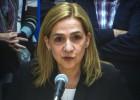 Las frases de Cristina de Borbón ante el tribunal del 'caso Nóos'
