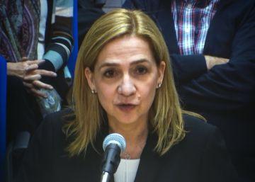 La Infanta, juzgada por dos delitos contra la Hacienda Pública