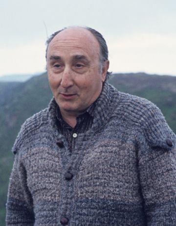 Carlos Roquero, experto en Edafología.