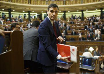 La ausencia de avances anticipa un segundo rechazo a Sánchez