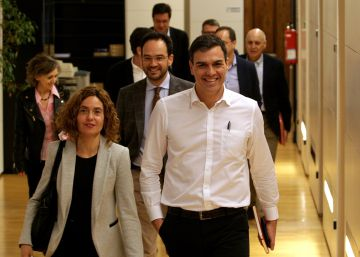 PSOE y Ciudadanos renuevan su pacto y negociarán conjuntamente