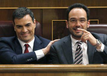 El Congreso rechaza por amplia mayoría el pacto de Sánchez y Rivera