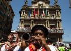 """La ikurriña en el chupinazo de San Fermín fue """"un fraude de ley"""""""