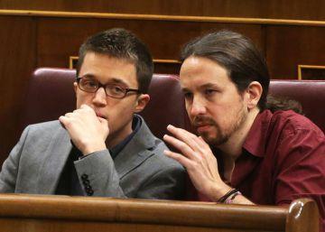"""Errejón admite que """"hay diferencias"""" en Podemos por la crisis en Madrid"""