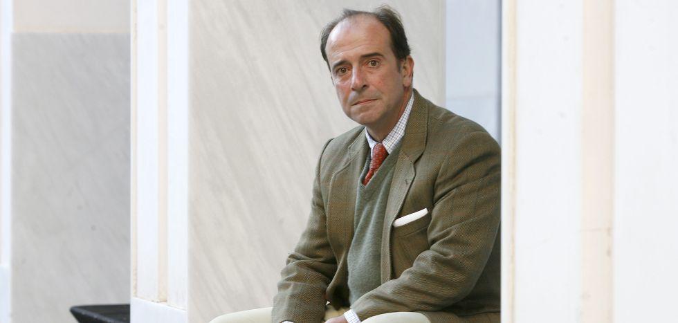 Carlos del Barco, destituido como adjunto al Defensor del Pueblo andaluz.