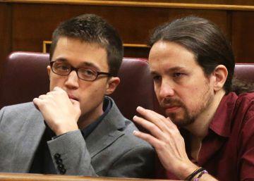 Nueve dimisiones en Madrid agravan la crisis de Podemos