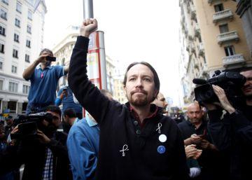 Piedra, papel, tijera y el juego de Podemos