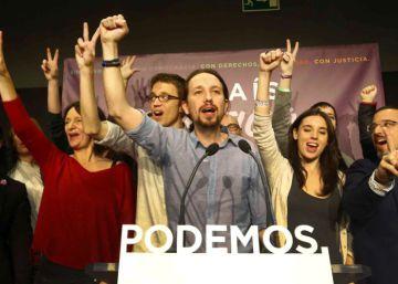 """Rodríguez: """"El 100% de Podemos cree necesario un Gobierno de cambio"""""""