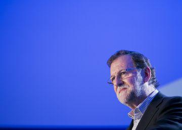 """Cospedal: """"Ni Rivera, ni el Ibex 35, ni los medios"""" apartarán a Rajoy"""