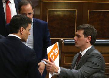 La mayoría de los votantes quiere un Gobierno Sánchez-Rivera