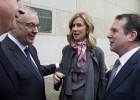 Garmendia, exministra de Zapatero, participa en una convención del PP