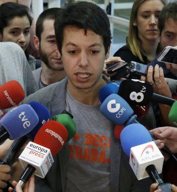 El diputado Segundo González.