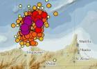 Terremoto en Melilla: un nuevo temblor sacude la ciudad autónoma