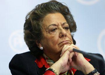Rajoy y los portavoces del PP discrepan sobre las explicaciones de Barberá