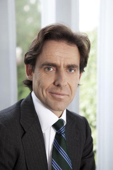 Javier López Madrid, en una imagen de 2014.