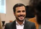 Alberto Garzón anuncia su candidatura para liderar IU