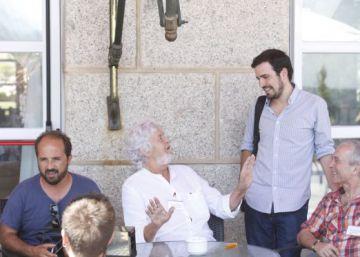 Beiras, expulsado del Parlamento gallego por abroncar a un diputado del PP