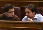 "Errejón reaparece para apoyar a Rita Maestre por su ""compromiso"""