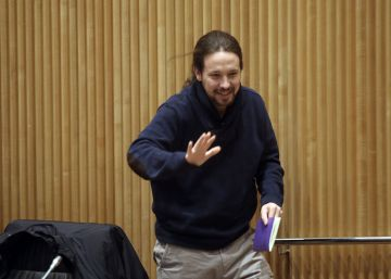 Iglesias trata de cerrar la crisis con Echenique como 'número tres'