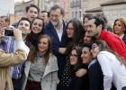 """Rajoy asegura que no se retirará de la política: """"Nunca me voy a rendir"""""""