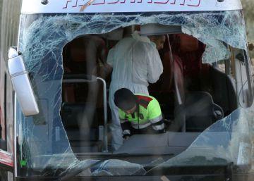 La investigación apunta a que el conductor se durmió al volante