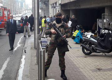 Atentado en Bruselas: 26 muertos en el aeropuerto y el metro