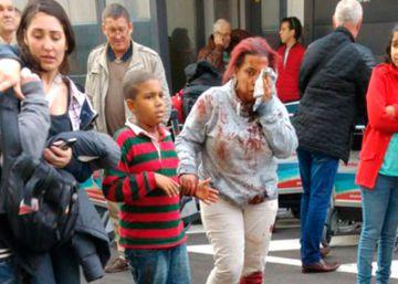 Al menos 30 muertos y 230 heridos en los ataques de Bruselas