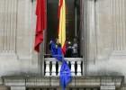 El Parlamento navarro acuerda la condena de los atentados