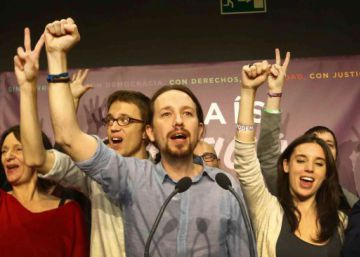 'Piedra, papel, tijera y el juego de Podemos'