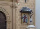 Detenidas dos mujeres por dañar una imagen de Jesús Nazareno