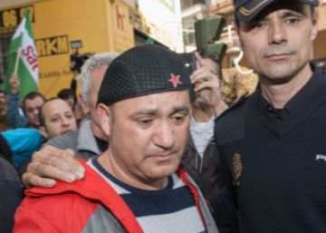 Andrés Bódalo, el edil de Podemos en Jaén, detenido y trasladado a prisión