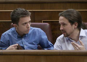 Iglesias insistirá en un Ejecutivo de coalición sin Rivera