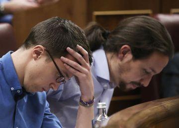 Los 'errejonistas' reprueban las formas de Iglesias con el PSOE