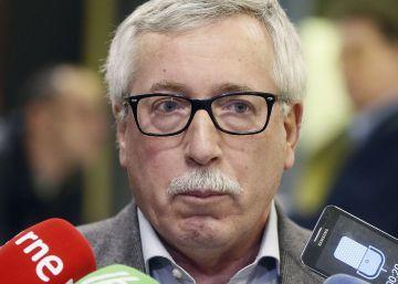CC OO apuesta por un pacto entre el PSOE, Ciudadanos y Podemos