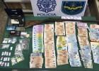 Detenido un matrimonio de 79 y 72 años por traficar con cocaína